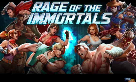 Rage of the Immortals Ekran Görüntüleri - 1