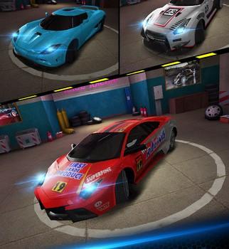 Rage Racing 3D Ekran Görüntüleri - 5