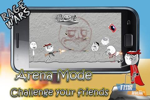 Rage Wars Ekran Görüntüleri - 1