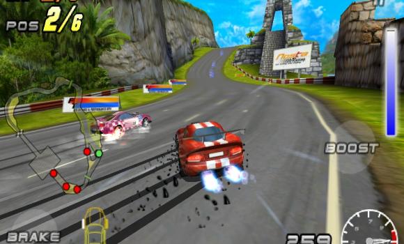 Raging Thunder 2 - FREE Ekran Görüntüleri - 5
