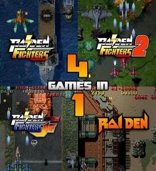 Raiden Legacy Ekran Görüntüleri - 5