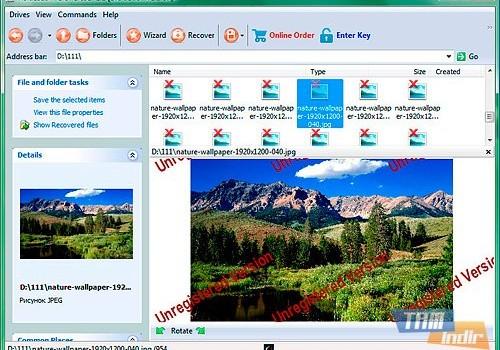 Raidlabs File Uneraser Ekran Görüntüleri - 1