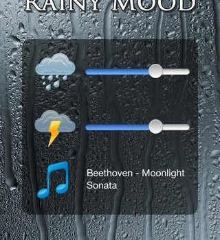 Rainy Mood Ekran Görüntüleri - 1