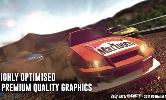 Rally Racer Drift Ekran Görüntüleri - 2