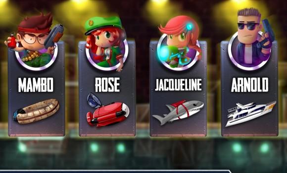 Ramboat: Hero Shooting Game Ekran Görüntüleri - 1