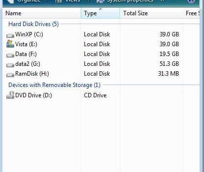 RamDisk Ekran Görüntüleri - 2