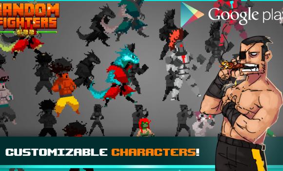 Random Fighters Ekran Görüntüleri - 4