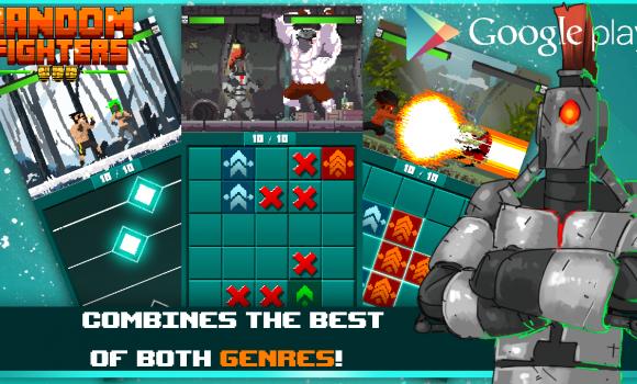 Random Fighters Ekran Görüntüleri - 3