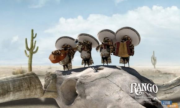 Rango Teması Ekran Görüntüleri - 1