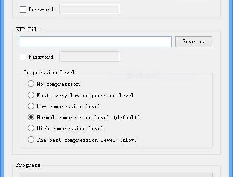 RAR to ZIP Converter Ekran Görüntüleri - 1