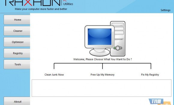 RaXHuN - Pc Utilities Ekran Görüntüleri - 5