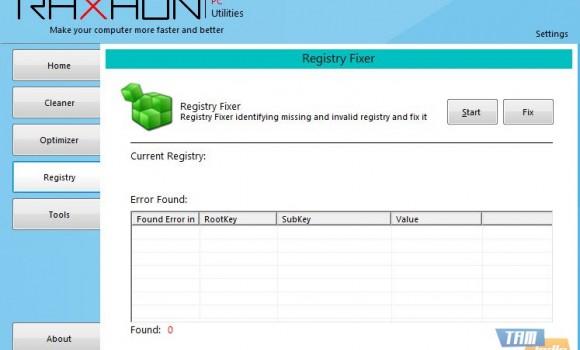RaXHuN - Pc Utilities Ekran Görüntüleri - 2