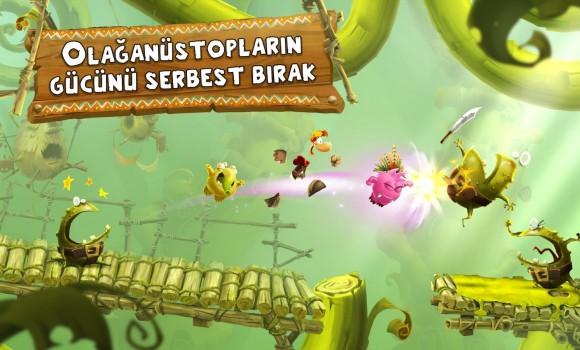 Rayman Adventures Ekran Görüntüleri - 4