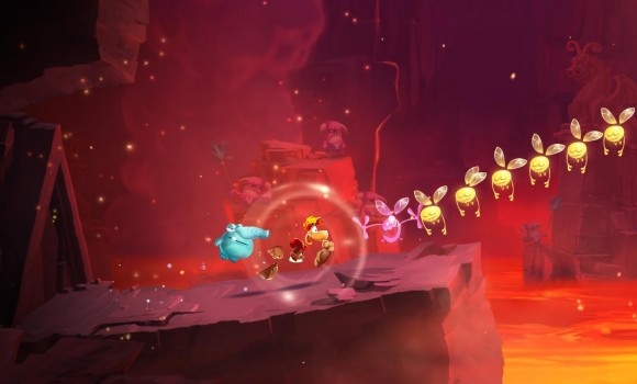 Rayman Adventures Ekran Görüntüleri - 1