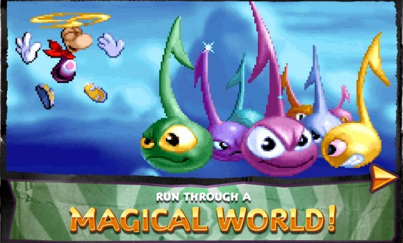 Rayman Classic Ekran Görüntüleri - 2