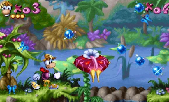 Rayman Classic Ekran Görüntüleri - 7