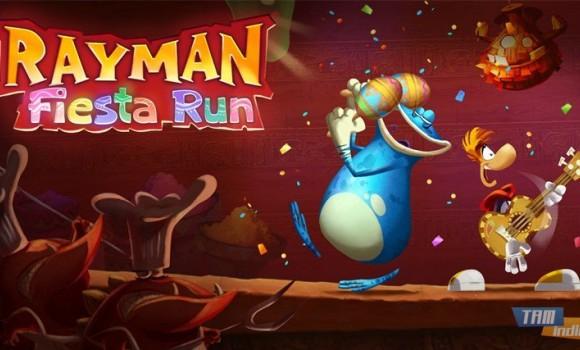 Rayman Fiesta Run Ekran Görüntüleri - 6