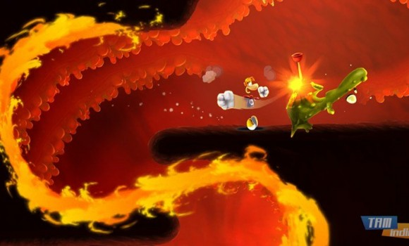 Rayman Fiesta Run Ekran Görüntüleri - 5