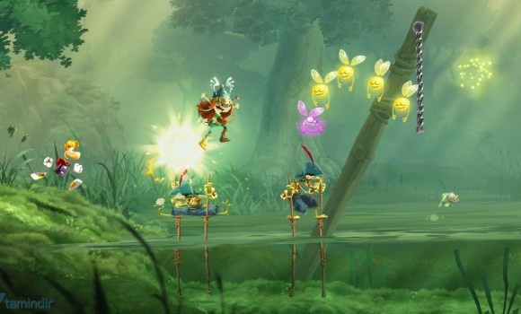 Rayman Legends Ekran Görüntüleri - 7