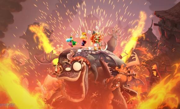 Rayman Legends Ekran Görüntüleri - 5
