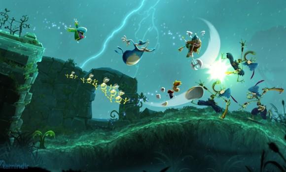 Rayman Legends Ekran Görüntüleri - 4