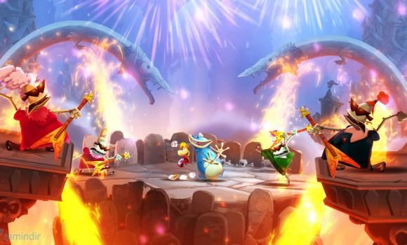 Rayman Legends Ekran Görüntüleri - 3