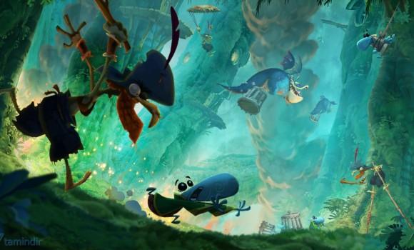 Rayman Legends Ekran Görüntüleri - 2