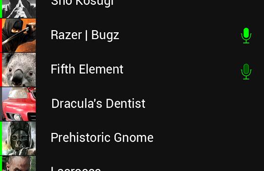 Razer Comms - Gaming Messenger Ekran Görüntüleri - 5