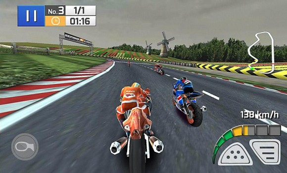 Real Bike Racing Ekran Görüntüleri - 4