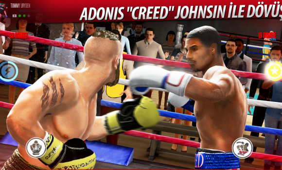 Real Boxing 2 CREED Ekran Görüntüleri - 6