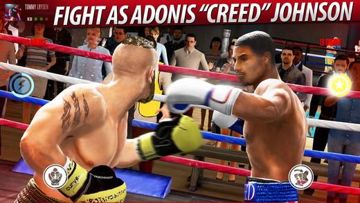 Real Boxing 2 CREED Ekran Görüntüleri - 5