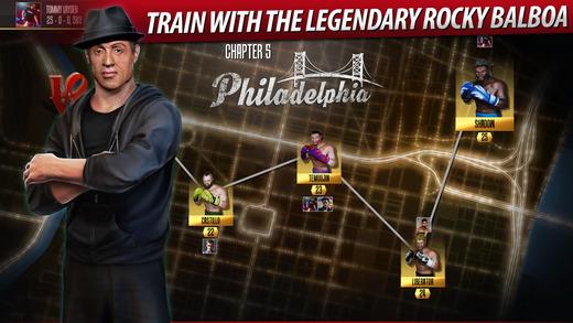 Real Boxing 2 CREED Ekran Görüntüleri - 4