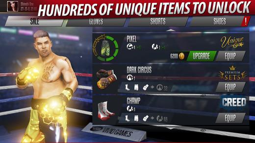 Real Boxing 2 CREED Ekran Görüntüleri - 2