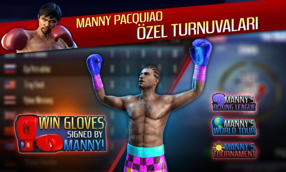 Real Boxing Manny Pacquiao Ekran Görüntüleri - 2