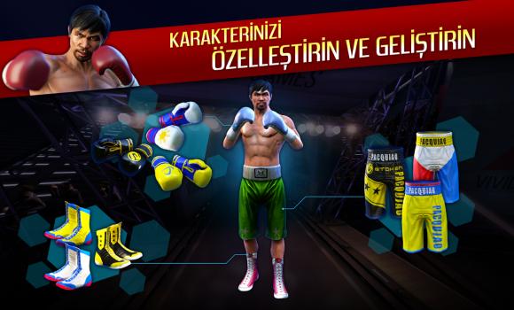 Real Boxing Manny Pacquiao Ekran Görüntüleri - 3