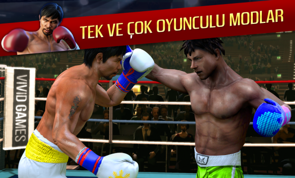 Real Boxing Manny Pacquiao Ekran Görüntüleri - 4