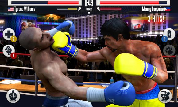 Real Boxing Manny Pacquiao Ekran Görüntüleri - 1