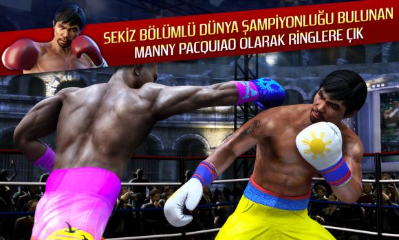 Real Boxing Manny Pacquiao Ekran Görüntüleri - 5