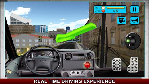 Real Bus Driving Simulator 3D Ekran Görüntüleri - 5