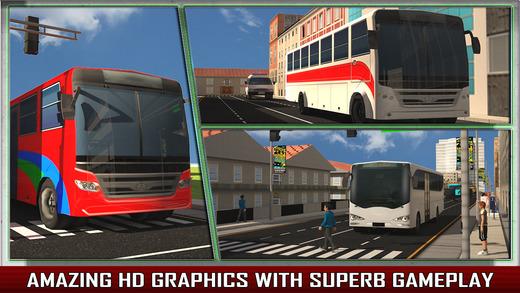 Real Bus Driving Simulator 3D Ekran Görüntüleri - 4