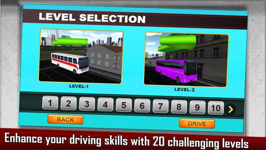 Real Bus Driving Simulator 3D Ekran Görüntüleri - 2
