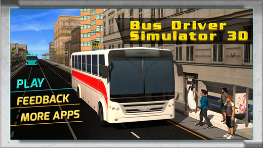 Real Bus Driving Simulator 3D Ekran Görüntüleri - 1