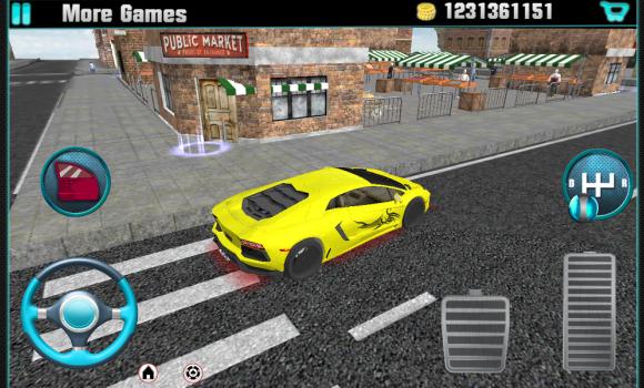 Real Car City Driver 3D Ekran Görüntüleri - 2