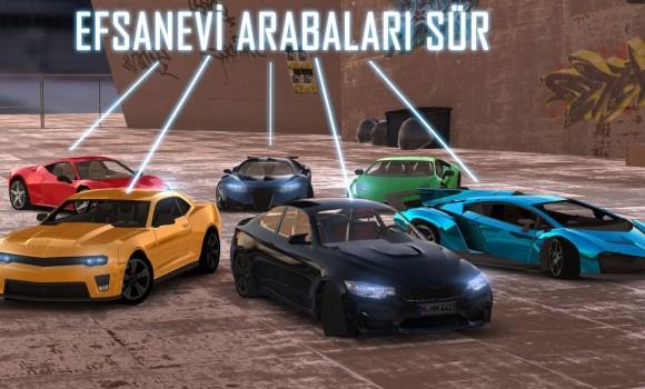 Real Car Parking 2017 Street 3D Ekran Görüntüleri - 2