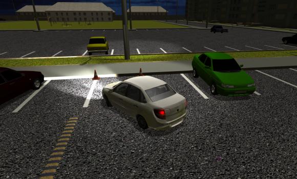 Real Car Parking Sim 2016 Ekran Görüntüleri - 1