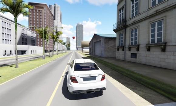 Real Drift Racing AMG C63 Ekran Görüntüleri - 7