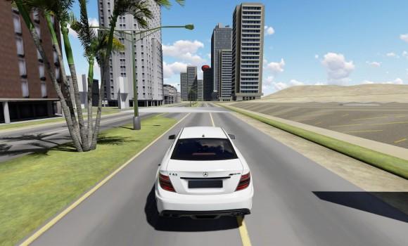 Real Drift Racing AMG C63 Ekran Görüntüleri - 5