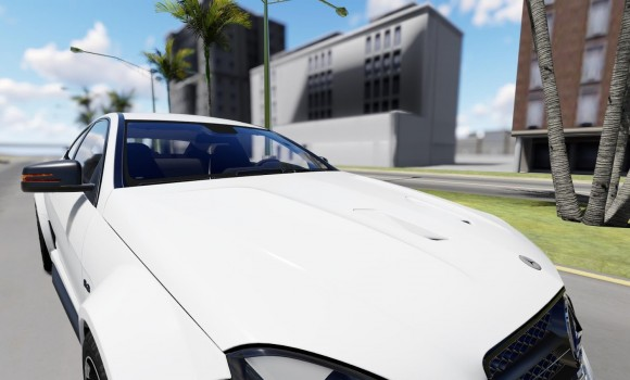 Real Drift Racing AMG C63 Ekran Görüntüleri - 3