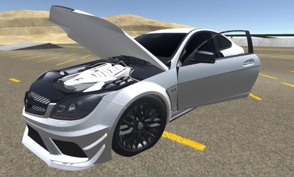 Real Drift Racing AMG C63 Ekran Görüntüleri - 1
