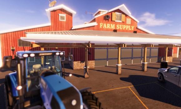 Real Farm Ekran Görüntüleri - 1